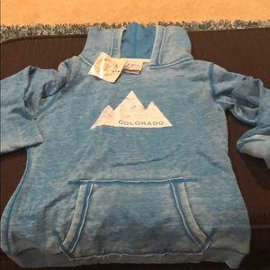 Colorado Hooded Swearshirt
